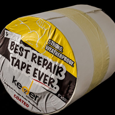 Repair Tape: Coated