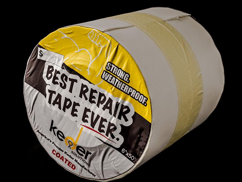 Repair Tape: Coated
