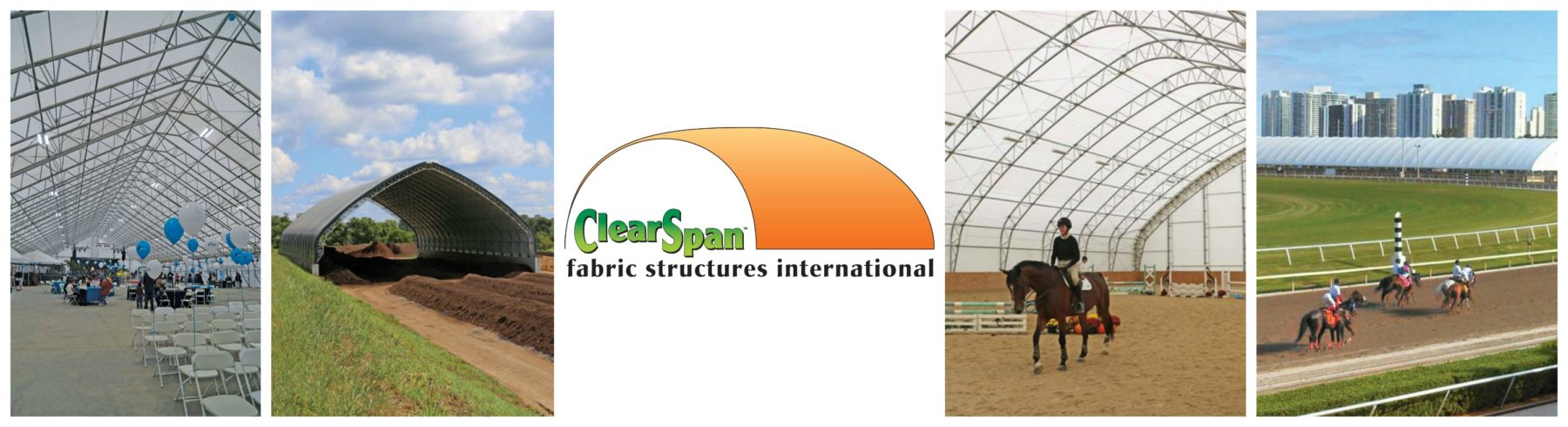 ClearSpan™  Fabric Structures