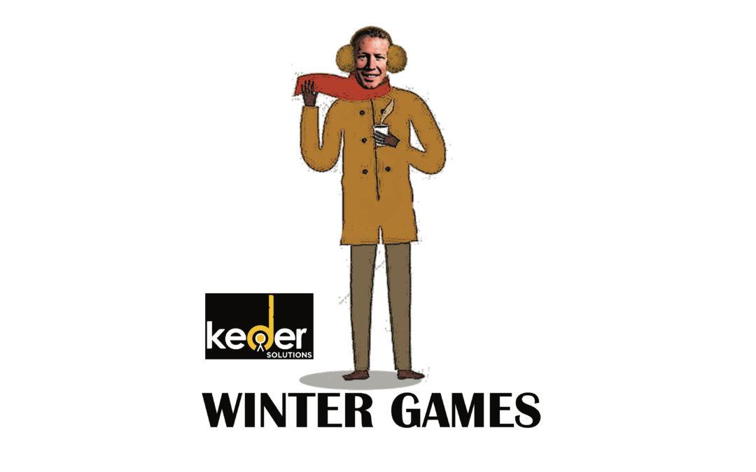 Keder Winter Games Contest