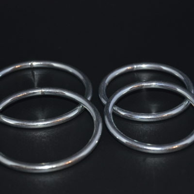 Steel Rings & Holders